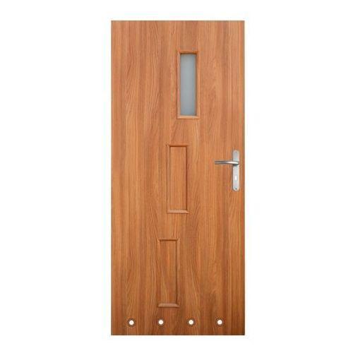 Drzwi z tulejami Erkado, 80LWCROMA