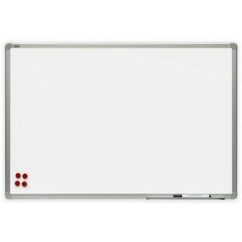 Tablica suchościeralna magnetyczna 2x3 officeBoard TSA129 120 x 90 cm kolor biały, TSA129