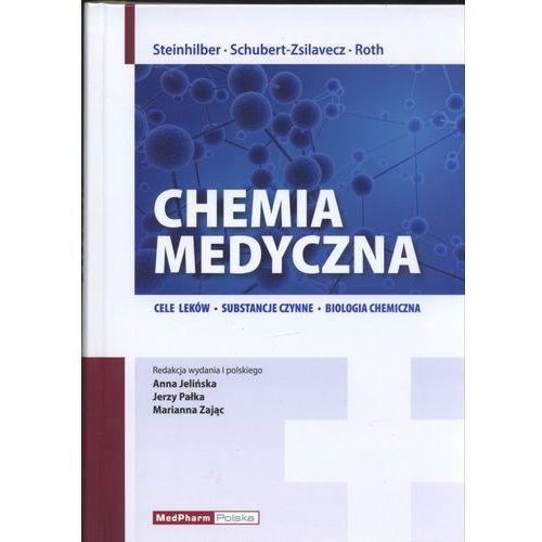 Chemia medyczna. Cele leków, substancje czynne, biologia chemiczna (9788362283941)