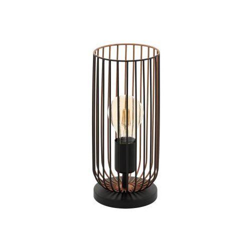 Eglo 49646 - lampa stołowa roccamena 1xe27/60w/230v