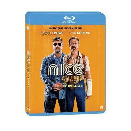 Nice Guys. Równi goście (Blu-ray) (5907561149542)