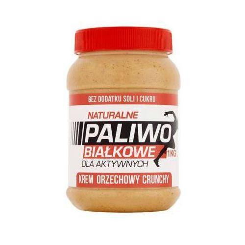 NATURAVENA 1kg Krem orzechowy naturalny Crunchy