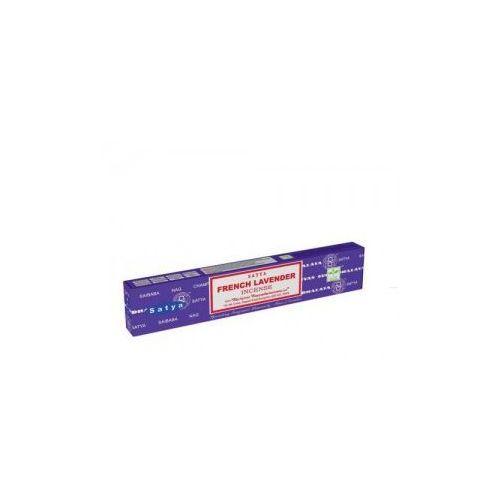 Kadzidełka Lavender French Pyłkowe SATYA 15g