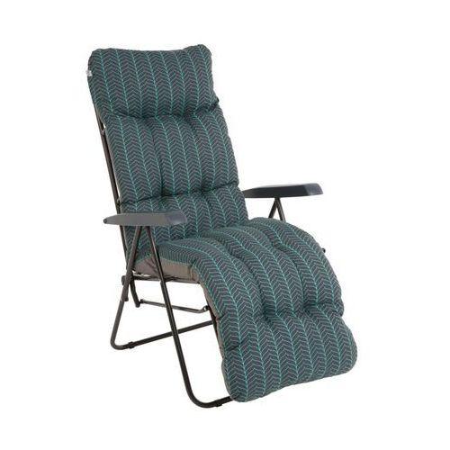 Fotel ogrodowy MALAGA PLUS PATIO antracytowy (5904134062437)