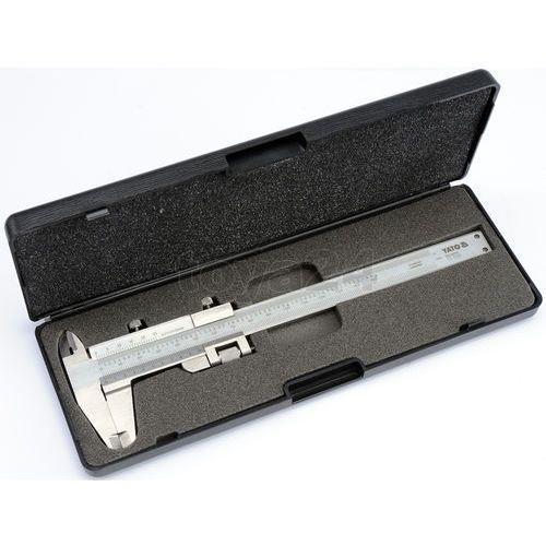 Suwmiarka 150 mm yt-7200 - zyskaj rabat 30 zł marki Yato