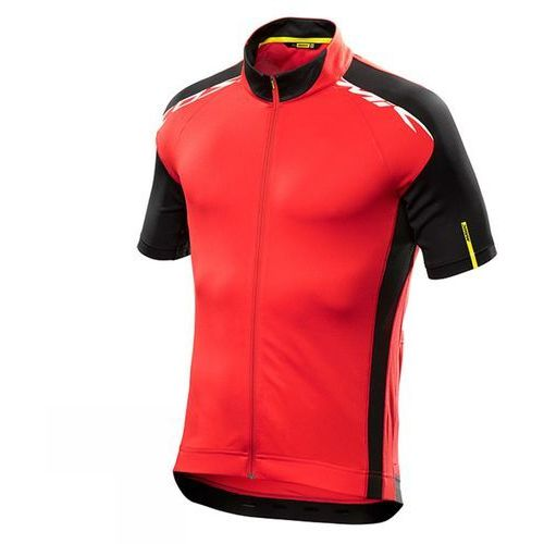 Męska koszulka cosmic elite jersey victory red rozmiar m marki Mavic