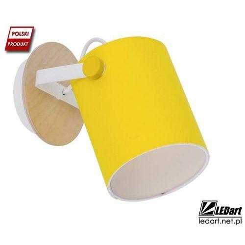 Tk lighting Kinkiet lampa ścienna led relax (5901780519117)