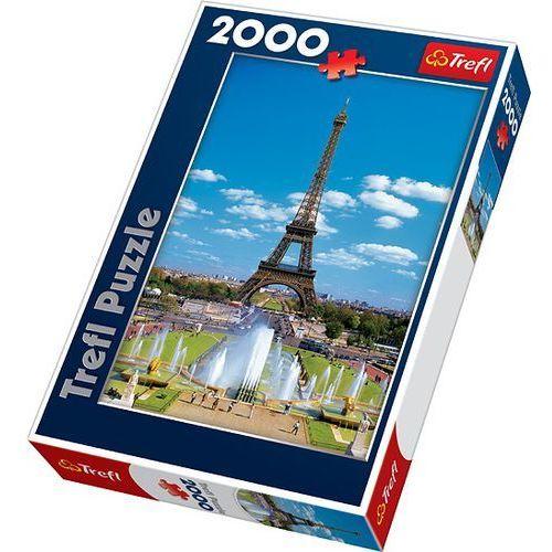 Trefl Puzzle wieża eiffla francja 2000 elementów (5900511270518)