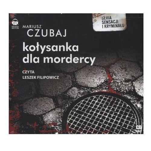 Kołysanka Dla Mordercy. Książka Audio Cd Mp3 (4 str.)