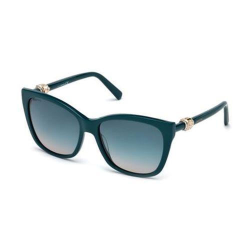 Swarovski Okulary słoneczne sk 0129 98w