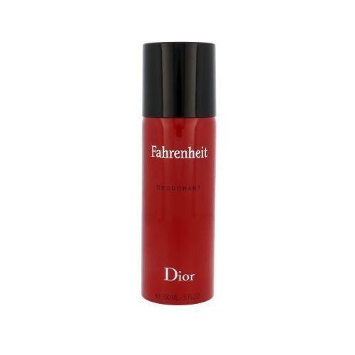 Christian dior  fahrenheit dezodorant 150 ml dla mężczyzn (3348900199699)