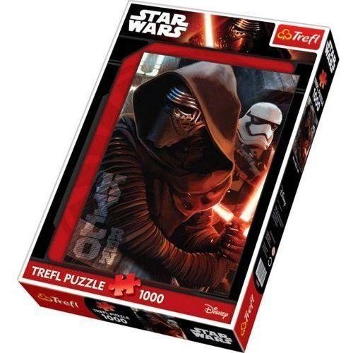 Po ciemnej stronie mocy star wars puzzle 1000 marki Trefl