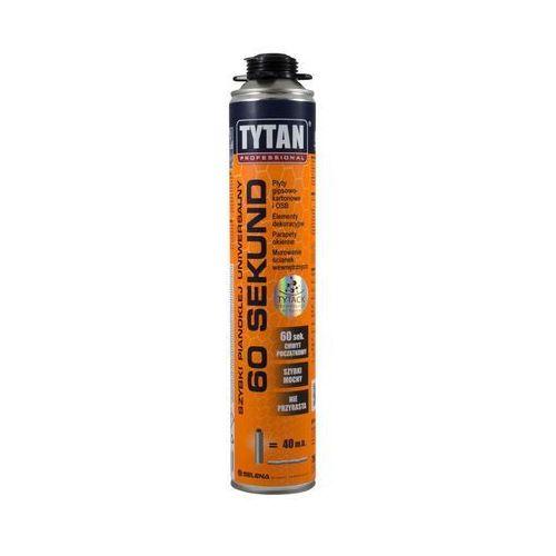 Tytan Klej uniwersalny poliuretanowy 60 sekund 750 ml professional