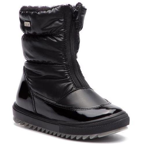 Śniegowce BARTEK - 44405/5AF Czarny, kolor czarny