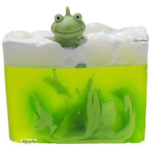 - it's not easy being green - mydło glicerynowe - zielono mi z cytryną i limonką marki Bomb cosmetics