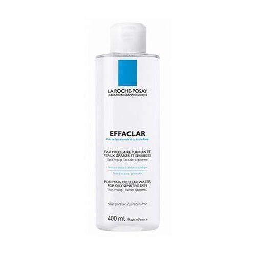 La roche-posay  effaclar oczyszczający płyn micelarny do skóry z problemami (micellar water ultra) 400 ml