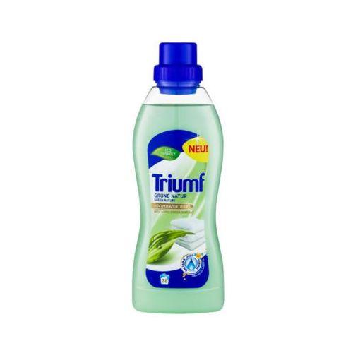 750ml green nature płyn do płukania tkanin (28 płukań) marki Triumf