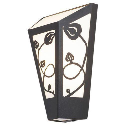 Kinkiet Rabalux York 8790 lampa zewnętrzna 1x40W E27 G45 IP44 inox, 8790