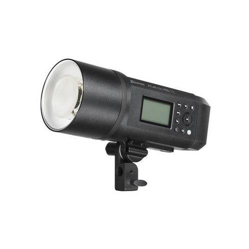 Quadralite Atlas 600 Pro TTL - Lampa błyskowa studyjna