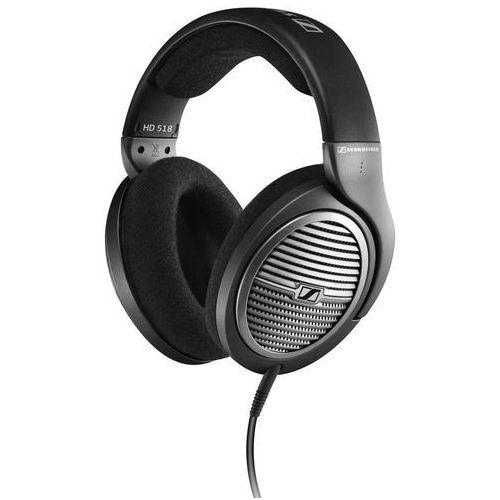 Sennheiser HD 518, słuchawki przewodowe