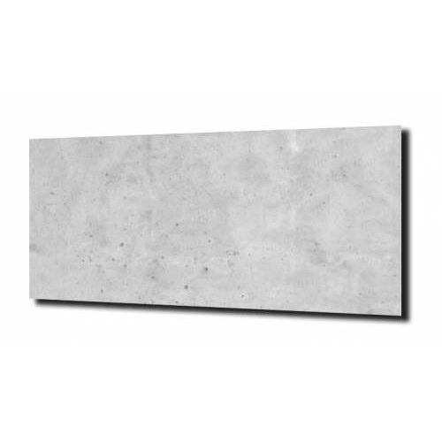 Obraz na szkle, panel szklany beton ściana marki Zahartowani.pl