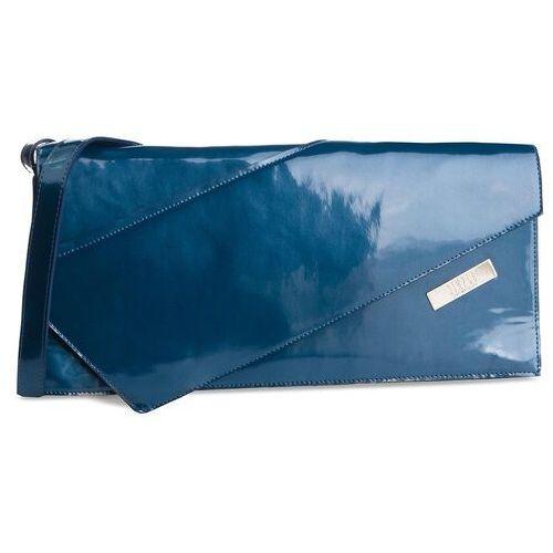 Torebka SIMPLE - XK3360-ELB-BLBG-0307-T S 59/99, kolor niebieski