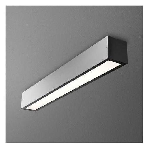 Natynkowa LAMPA sufitowa SET ALULINE LED 57W surface 40015EV-kolor Aquaform metalowa OPRAWA prostokątona - sprawdź w wybranym sklepie
