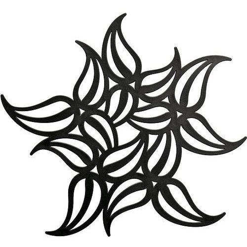 Koziol Podstawka pod gorące naczynia flame czarna - (4002942179888)