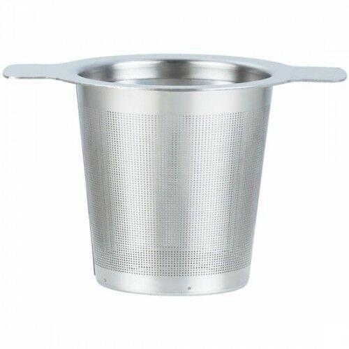Klausberg/kinghoff Zaparzacz do herbaty śr. 7,5 cm wys. 7,5 cm 4604