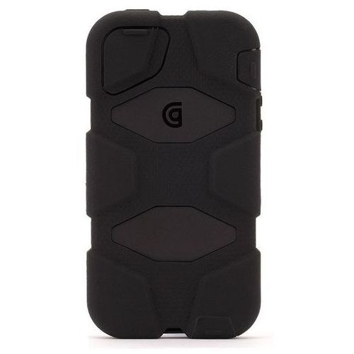 GRIFFIN SURVIVOR ALL-TERRAIN ETUI PANCERNE IPHONE SE / 5S / 5 (CZARNY)