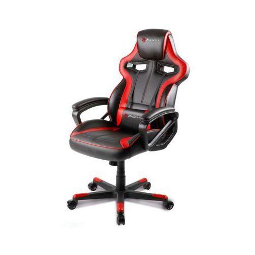Fotel AROZZI Milano Czarno-czerwony (0769498677698)