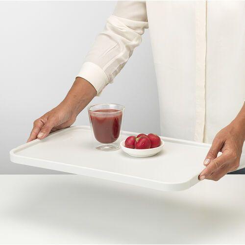 - tasty+ - 2w1 taca i deska do krojenia marki Brabantia