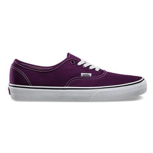 buty VANS - Authentic Plum Purple/True White (FSE) rozmiar: 45