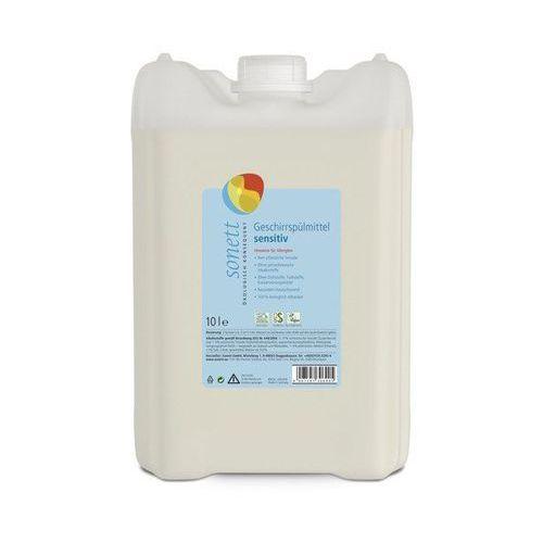 Sonett Płyn do naczyń sensitiv 10 l (opakowanie uzupełniające)