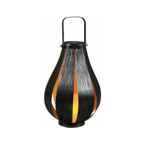 Trio RL Montero R55266188 lampa stojąca zewnętrzna 1x0,1W LED srebrna (4017807492323)