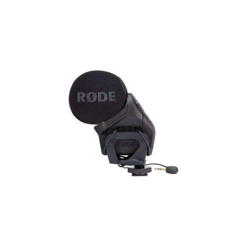 """RODE Stereo VideoMic Pro - Mikrofon do kamery -2% na pierwsze zakupy z kodem """"START""""!"""