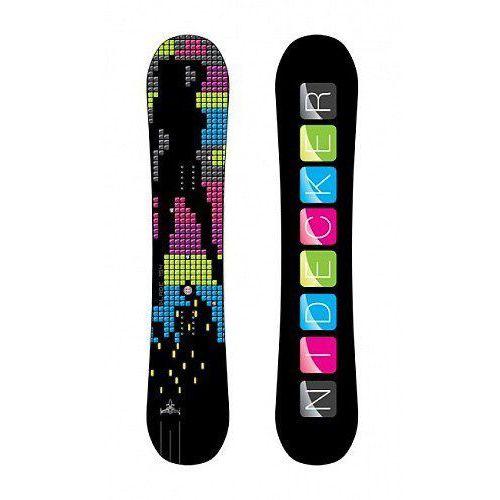 snowboard NIDECKER - Blade (863) rozmiar: 158XL
