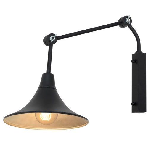 Kinkiet lampa ścienna Aldex Antika black 1x60W E27 czarny 771C1/1 >>> RABATUJEMY do 20% KAŻDE zamówienie!!!