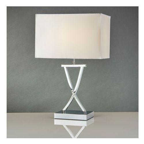Eu7923cc table lamps lampa biurkowa chrom marki Searchlight