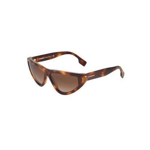 Burberry okulary przeciwsłoneczne beżowy (8056597041294)