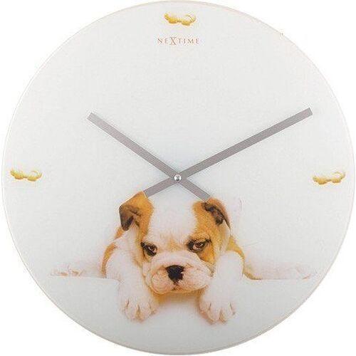 Nextime Zegar ścienny puppy (8717713004424)
