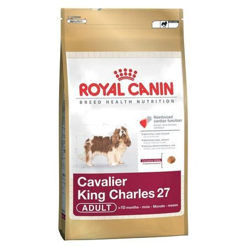 Royal canin breed - karmy bytowe dla psów Royal canin cavalier king charles adult 1,5 kg (3182550743501)