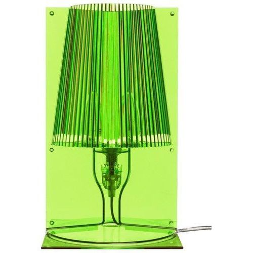 Lampa take zielona marki Kartell