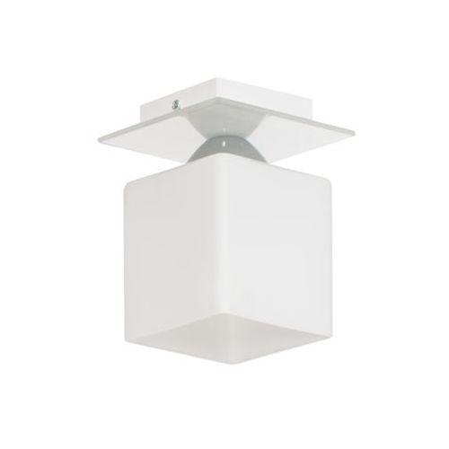 Lampa sufitowa floki 1 biała marki Lampex