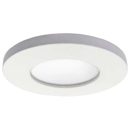 Wpuszczana LAMPA sufitowa LAGOS LP-440/1RS WH Light Prestige podtynkowa OPRAWA oczko do zabudowy IP65 emilio białe fueva-c