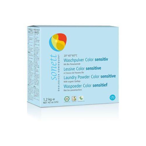 Sonett Proszek do prania tkanin kolorowych neutral/sensitiv 1,2 kg (4007547102200)