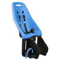 Thule  - yepp maxi fotelik rowerowy - niebieski, montowany na bagażnik roweru (8715362004284)