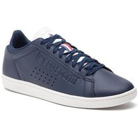 Le coq sportif Sneakersy - courtset sport 1910277 dress blue/optical white