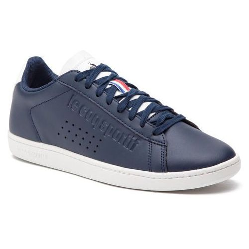 Sneakersy - courtset sport 1910277 dress blue/optical white, Le coq sportif, 40-46