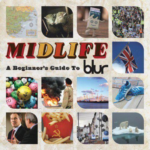 Emi music poland Blur - midlife: a beginner's guide to blur - album 2 płytowy (cd)